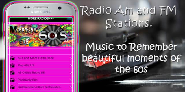Oldies Music Radio Stations 60s 70s 80s 90s
