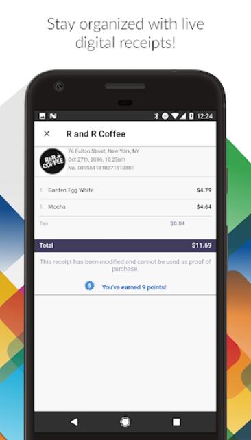 AppCard-Buy. Earn. Redeem. screenshot 5