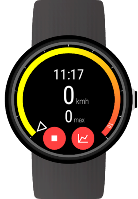 Instruments for Wear OS (Android Wear) screenshot 2