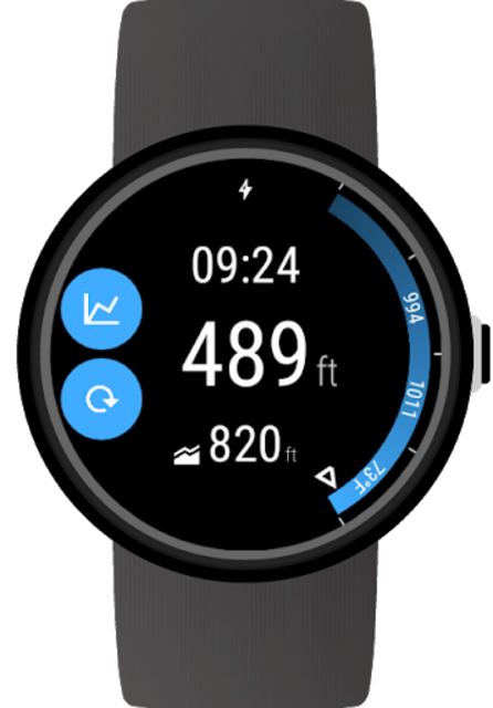 Instruments for Wear OS (Android Wear) screenshot 3