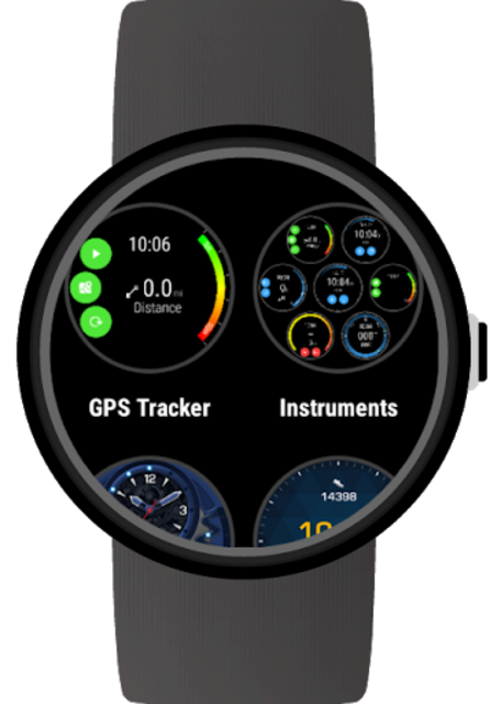 Instruments for Wear OS (Android Wear) screenshot 7