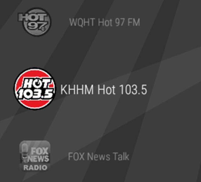 myTuner Radio App: FM Radio + Internet Radio Tuner screenshot 21