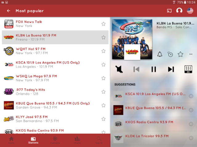 myTuner Radio Pro screenshot 7