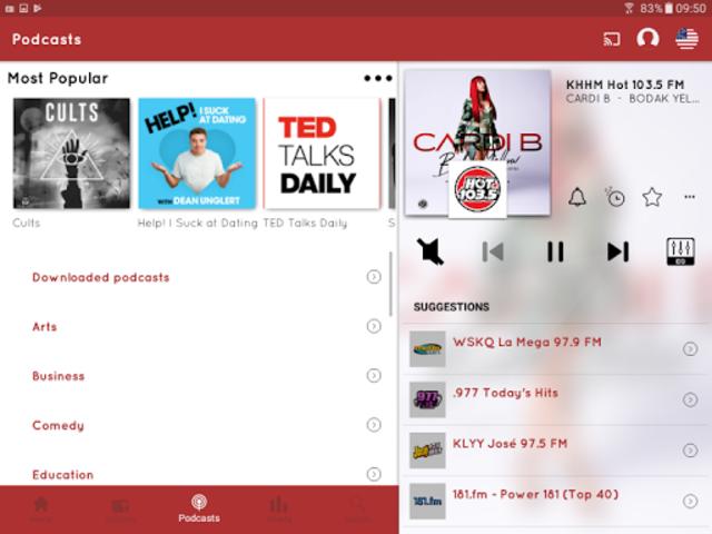 myTuner Radio Pro screenshot 8