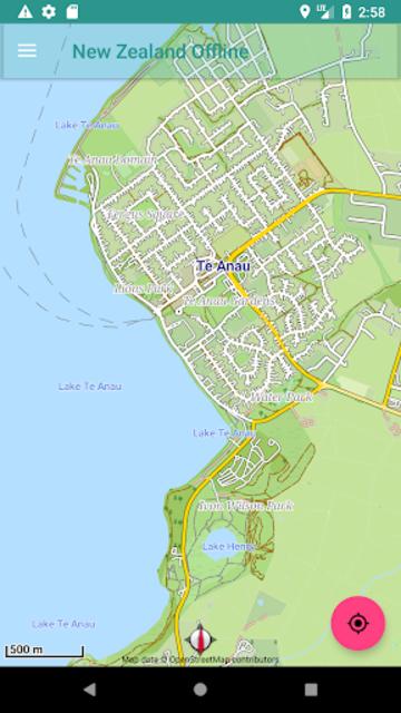 New Zealand Offline Map screenshot 2