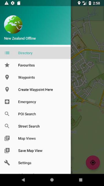 New Zealand Offline Map screenshot 3