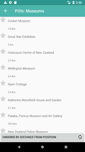 New Zealand Offline Map screenshot 4