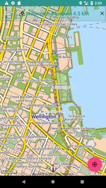 New Zealand Offline Map screenshot 5