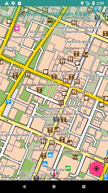 New Zealand Offline Map screenshot 6