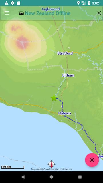 New Zealand Offline Map screenshot 8