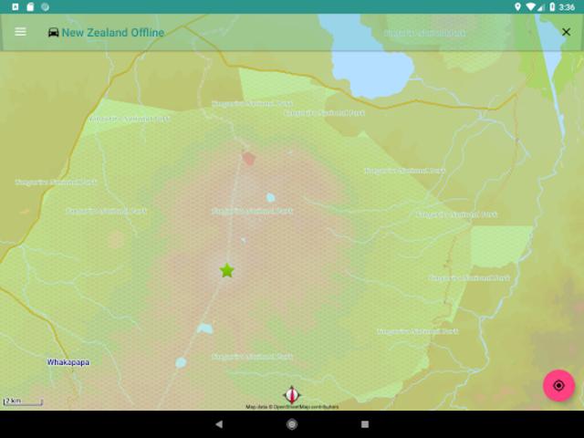 New Zealand Offline Map screenshot 15