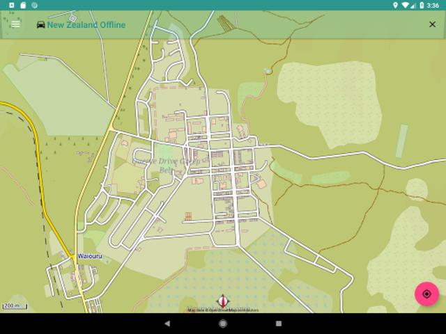 New Zealand Offline Map screenshot 16