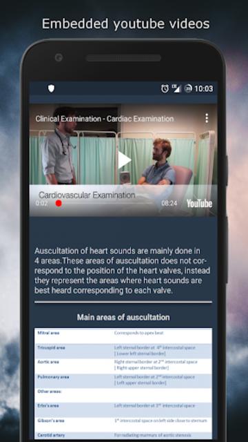 MedEx-Clinical Examination(pro) screenshot 3