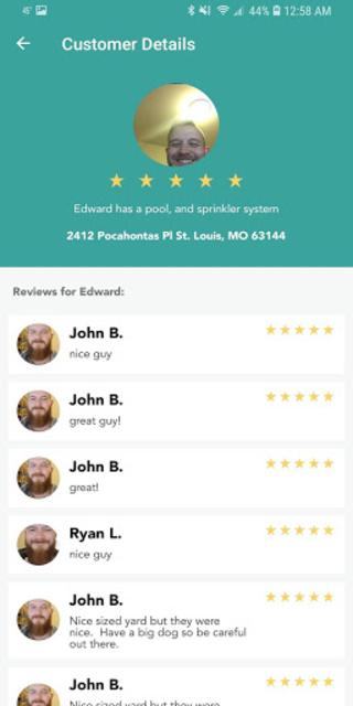 Mow Magic Provider screenshot 3