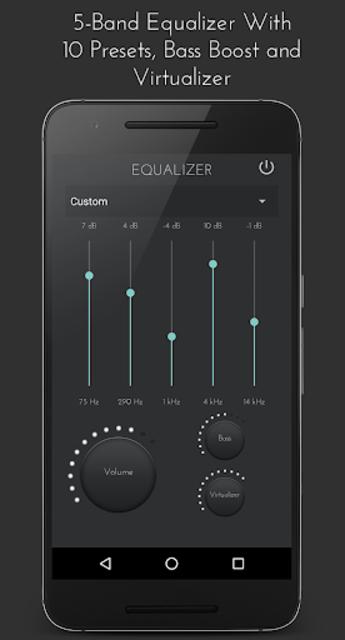 Impulse Music Player Pro screenshot 2