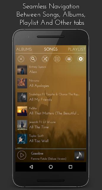 Impulse Music Player Pro screenshot 5