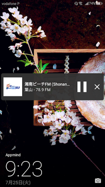 Radio Japan screenshot 5