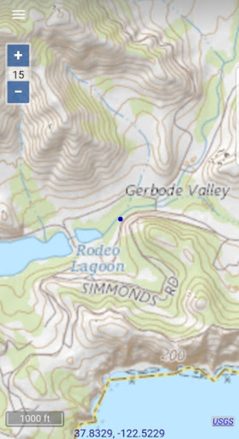 Map Chart Mosaic screenshot 3