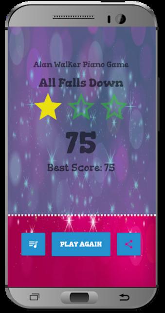 Alan Walker Piano Game screenshot 4