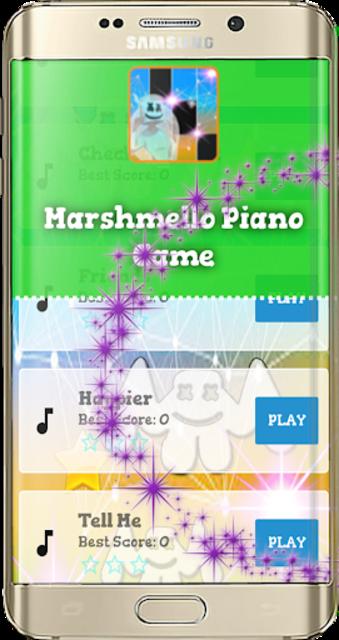 Marsmellow Piano Game screenshot 4