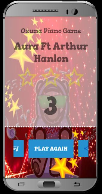 Ozuna Piano Game screenshot 2