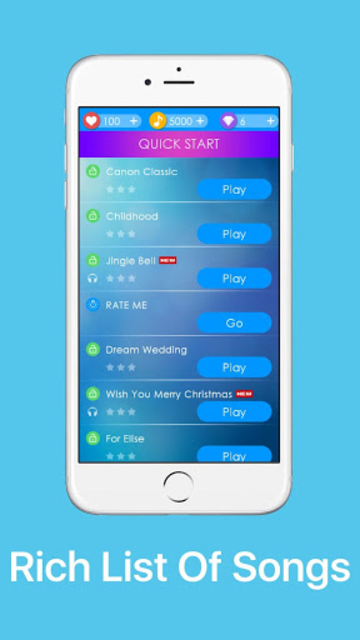 Happy Piano - Touch Music screenshot 1