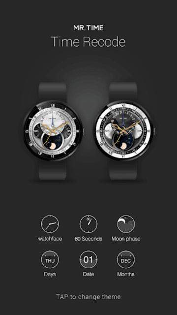 Mr.Time : Time Recode screenshot 1
