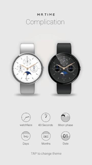 Mr.Time : Complication screenshot 1