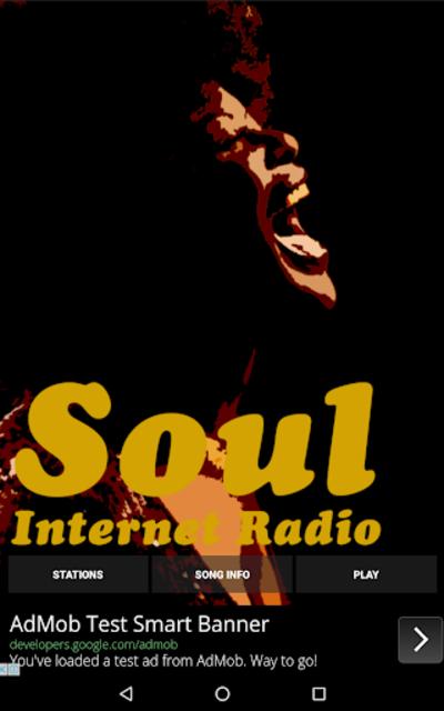 Soul & Motown - Internet Radio screenshot 3