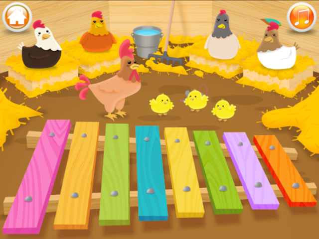 Baby musical instruments screenshot 2