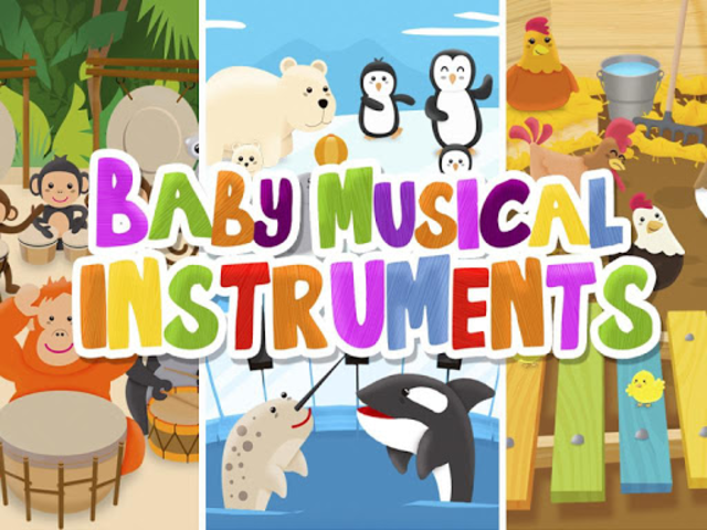 Baby musical instruments screenshot 5