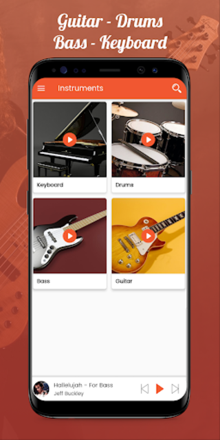 Backing Track Play Music Pro screenshot 3