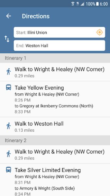 CU Transit: Bus and Navigation screenshot 5