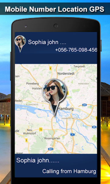 Mobile Number Location Finder GPS screenshot 4