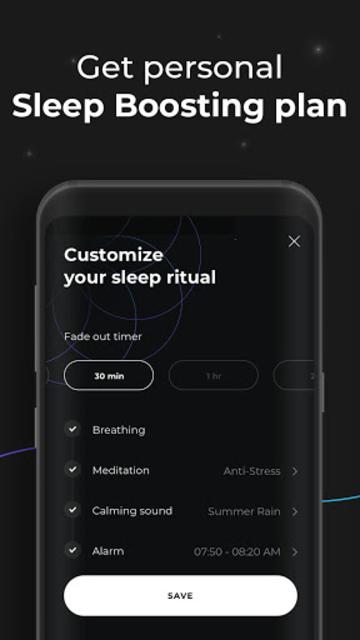 Sleep Booster - Sleep, Snore & Voice Tracking screenshot 2