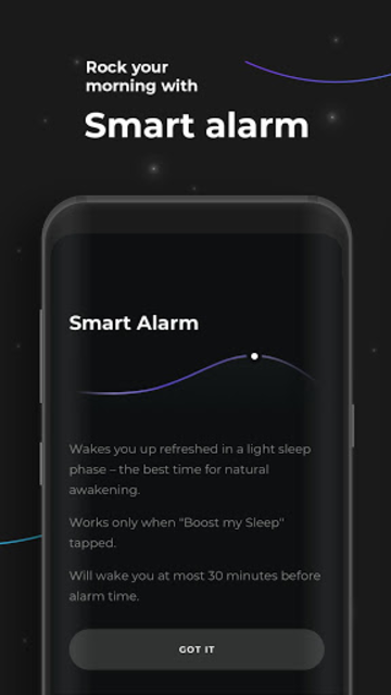 Sleep Booster - Sleep Better & Wake Up Refreshed screenshot 2