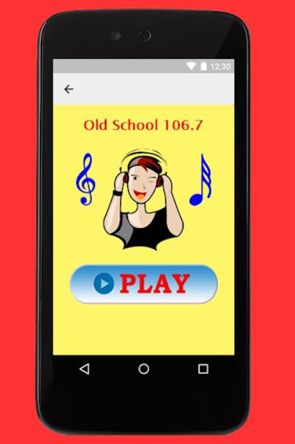 Old School Music Radio Stations screenshot 2