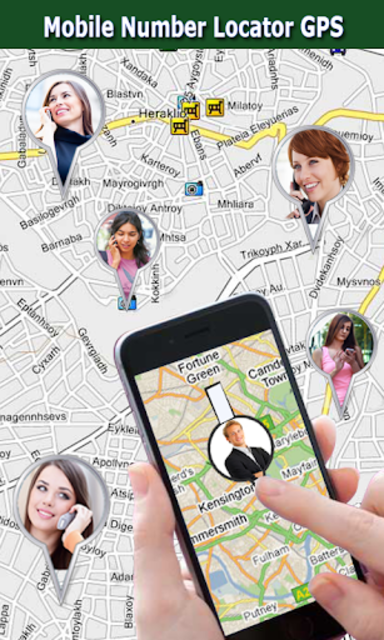 Mobile Number Location GPS screenshot 3