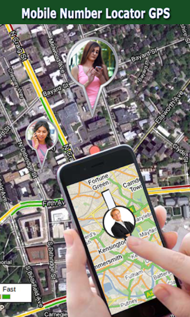 Mobile Number Location GPS screenshot 4