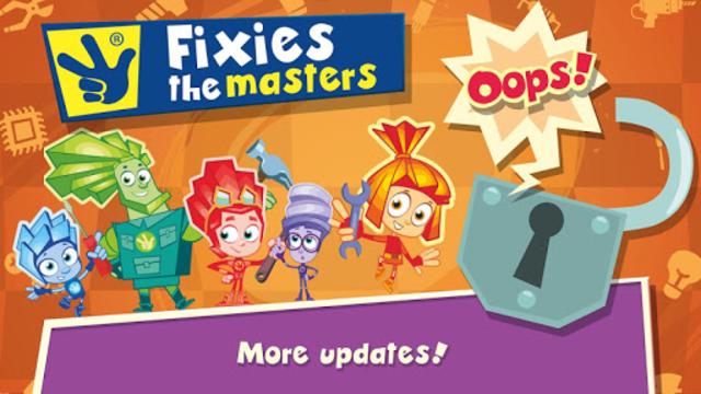Fixies The Masters screenshot 1