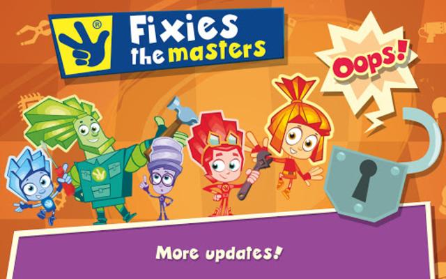 Fixies The Masters screenshot 6