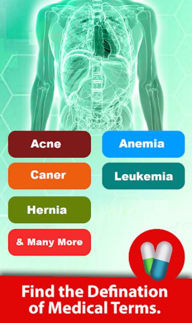 Medical Dictionary screenshot 2