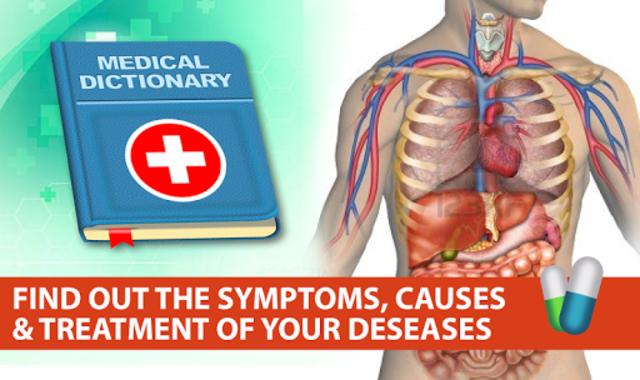 Medical Dictionary screenshot 1