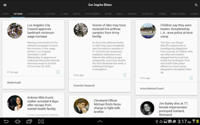 LA Times: Your California News screenshot 7
