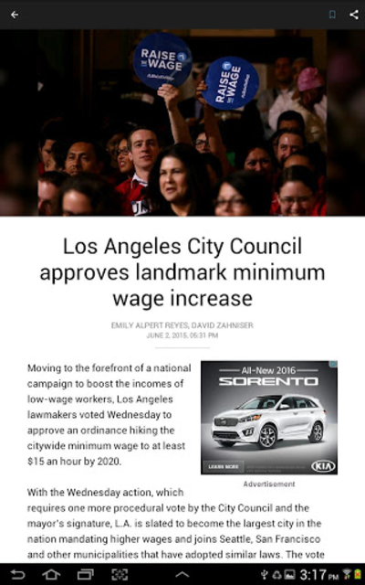 LA Times: Your California News screenshot 8