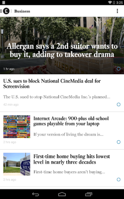 LA Times: Your California News screenshot 14