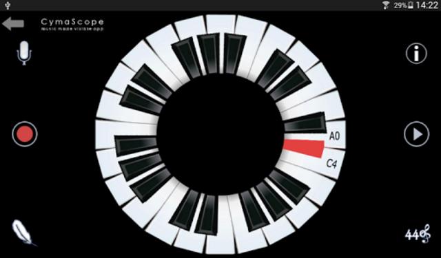 CymaScope - Music Made Visible screenshot 8