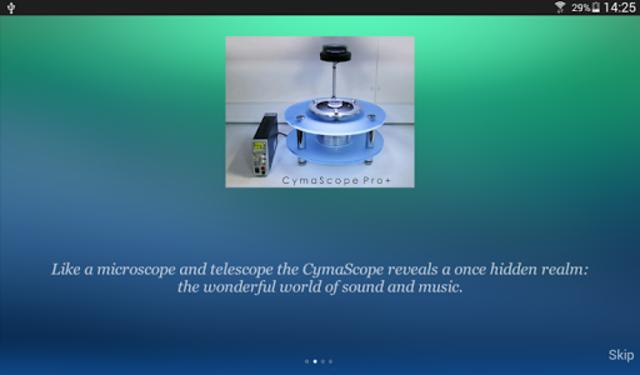 CymaScope - Music Made Visible screenshot 14