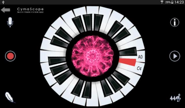 CymaScope - Music Made Visible screenshot 17