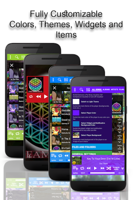 432 Player - Tune Your Music and Radio into 432hz screenshot 4
